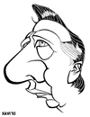 Cartoon: Senad (small) by Xavi Caricatura tagged senad,caricature,cartoon