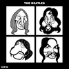 Cartoon: The Beatles 2008 (small) by Xavi Caricatura tagged the,beatles,music,caricature