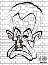 Cartoon: The Sarkozy Wall (small) by Xavi Caricatura tagged sarkozy,wall,france,europe,politics