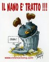 Cartoon: SILVIO IS OUT (small) by Roberto Mangosi tagged berlusconi,dimission,bunga