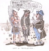 Cartoon: Lost in Translation (small) by viconart tagged native,english,usa,chief,indians,hypocrisy,cartoon,viconart