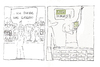 Cartoon: ich such was gegen excelschweiss (small) by kika tagged apotheke,excel