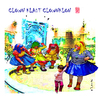 Cartoon: clown klaut clownklon (small) by zenundsenf tagged clown,clon,klon,steal,stehlen,zenf,zensenf,zenundsenf,walter,andi
