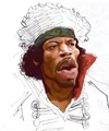 Cartoon: Jimmi (small) by Darrell tagged jimmi,hendrix,darrell,thompson