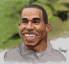 Cartoon: Lewis Hamilton (small) by Darrell tagged lewis,hamilton