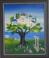Cartoon: On the Olive Tree (small) by irene brandt tagged holiday,greece,olivetree