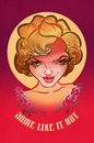 Cartoon: Some Like it Hot (small) by Martynas Juchnevicius tagged marylin,monroe,actress,singer,artist,caricature,art,illustration,people,movies,diva,beauty,woman