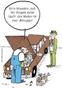 Cartoon: Mechaniker (small) by Habomiro tagged werkstatt,mechaniker,auto,kfz