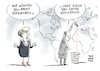 Cartoon: Brexit May Abstimmung (small) by Schwarwel tagged brexit,theresa,may,abstimmung,verschiebung,great,britain,großbritannien,england,austritt,eu,europäische,union,cartoon,karikatur,schwarwel