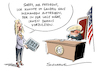 Cartoon: Trump Enthüllungsbuch (small) by Schwarwel tagged donald,trump,us,usa,amerika,president,präsident,make,america,great,again,first,starjournalist,michael,wolff,journalist,journalismus,buch,literatur,enthüllungsbuch,ära,skandal,skandalbuch,weißes,haus,fire,and,fury,inside,the,white,house,oval,office,karikatur,schwarwel