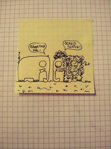 Cartoon: Mammut vs. Elefant (medium) by Post its of death tagged elephant,elefant,mammut
