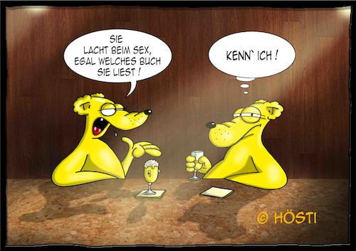 Cartoon: Höstis Hösti Bärchen (medium) by Hösti tagged hösti,cartoons,hoesti,stephan,höstermann,aus,dem,leben,höstibärchen,bärencartoons