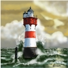 Cartoon: Leuchtturm Roter Sand (small) by Hösti tagged leuchtturm,roter,sand,lighthouse