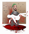 Cartoon: KABUL TERROR ATTACK !!! (small) by Afghancartoon tagged afghanistan,balkh,helmand,kabul,london,nangarhar,and,ghor,attack