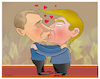 Cartoon: Political Valentine! (small) by Shahid Atiq tagged afghanistan,balkh,helmand,kabul,london,nangarhar,attack