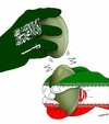 Cartoon: Religion War (small) by Shahid Atiq tagged 0208