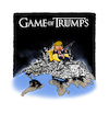 Cartoon: Game of Trumps (small) by stewie tagged trump,war,destruction,pollution,terror,usa,world