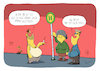 Cartoon: Nutten (small) by SCHÖN BLÖD tagged thomas,luft,cartoon,lustig,nutte,nutten,prostituierte,mann,frau,bushaltestelle,irrtum