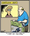 Cartoon: Exercise machine (small) by Tim Akin Ink tagged exercise,machine,humor,cartoon,comic,comics