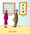 Cartoon: Art (small) by Alexei Talimonov tagged art,gallery
