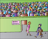 Cartoon: Book Labyrinth (small) by Alexei Talimonov tagged books literature