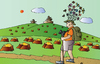 Cartoon: ECO-Tourist (small) by Alexei Talimonov tagged ecology,tourism
