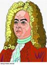 Cartoon: Georg Friedrich Händel (small) by Alexei Talimonov tagged composer,musician,music,georg,friedrich,händel