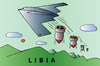 Cartoon: Libia (small) by Alexei Talimonov tagged libia