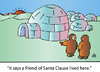 Cartoon: Xmas (small) by Alexei Talimonov tagged xmas