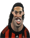Cartoon: Ronaldinho (small) by achille tagged ronaldinho