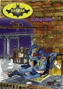 Cartoon: going down... (small) by jean gouders cartoons tagged batman,superheroes,jean,gouders
