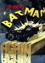 Cartoon: Oh god its batman again (small) by jean gouders cartoons tagged batman,superheroes,jean,gouders