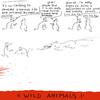 Cartoon: good family (small) by Bonville tagged wild,animals,good,family