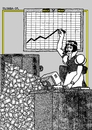 Cartoon: Exploitation (small) by srba tagged exploitations,workers,snow,white,money