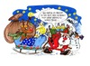 Cartoon: Merry Christmas (small) by irlcartoons tagged weihnachten,christmas,weihnachtsmann,rentier,rudolf,schlitten,schnee,dezember,winter,weihnachtswunsch,geschenke,wunsch,wünsche,rentierschlitten,nikolaus