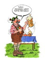 Cartoon: Oktoberfest (small) by irlcartoons tagged oktoberfest,münchen,bayer,bier,weißwurst,radi,markt,jahrmarkt,volksfest,landeshauptstadt,bierzelt,theresienwiese,bude,lederhose,gewicht,gesundheit