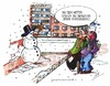 Cartoon: Schnee (small) by irlcartoons tagged schnee,winter,schneemann,drogen,dealer,wortwitz,kokain,drogenhandel