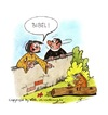 Cartoon: Zoobesuch (small) by irlcartoons tagged priester,bibel,chinese,zoo,biber,irlcartoons,humor,sprache,kirche,ausländer,aussprache