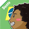 Cartoon: Dante (small) by TiNG tagged dante bra