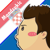 Cartoon: Mario Mandzukic (small) by TiNG tagged mario mandzukic cro