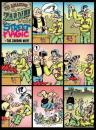 Cartoon: Zardini goes to the streets! (small) by thopman tagged street,magic,cartoon,mild,violence,comic,humor,