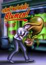 Cartoon: schenk mal wieder blumen...part2 (small) by elle62 tagged little shop of horrors roger corman horror movies