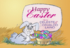 Cartoon: Happy Easter! (small) by LAINO tagged happy,easter