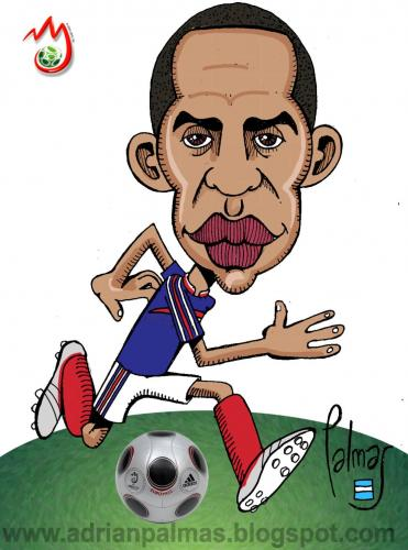 Cartoon: Henry (medium) by Palmas tagged caricatura