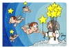 Cartoon: Estrellas (small) by Palmas tagged stars