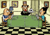 Cartoon: Futbol salon (small) by Palmas tagged futbol