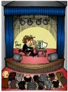 Cartoon: In Concert (small) by Palmas tagged cultura