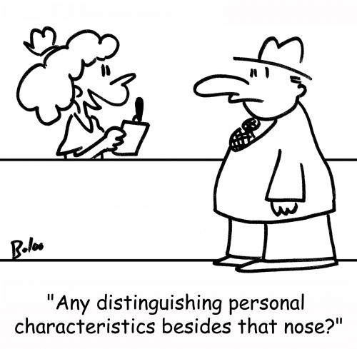 Cartoon: distinguishing personal (medium) by rmay tagged distinguishing,personal