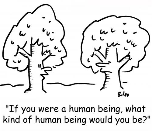 Cartoon: what kind of human being (medium) by rmay tagged what,kind,of,human,being