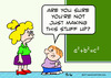 Cartoon: algebra making this stuff up (small) by rmay tagged algebra,making,this,stuff,up,teacher,school,math